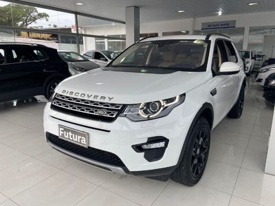 Land Rover Discovery Sport HSE 2.0 Si4 2016}
