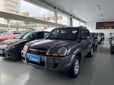 Hyundai Tucson GLS 2.0 16V (Flex) (aut) 2014}