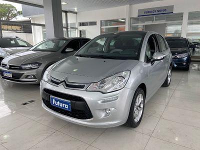 Citroën C3 Exclusive 1.6 16V (Flex) 2018}
