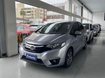 Honda Fit EXL 1.5 16V (flex) (aut) 2017}