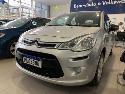 Citroën C3 Origine 1.5 8V (Flex) 2015}