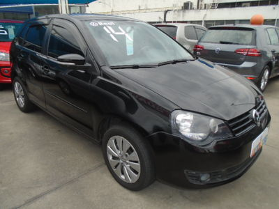 Volkswagen Polo Hatch 1.6 VHT Total Flex 2014}