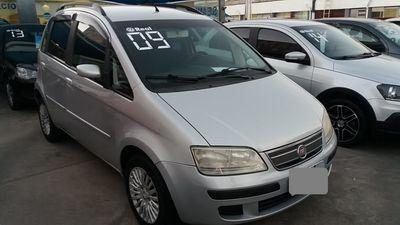 Fiat Idea ELX 1.4 (Flex) 2009}