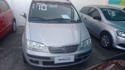 Fiat Idea Adventure 1.8 16V E.TorQ 2010}