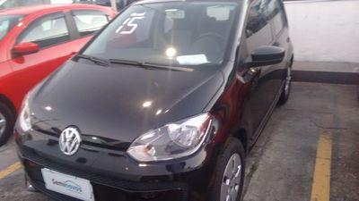 Volkswagen up! 1.0 12v Black-Up 2015}