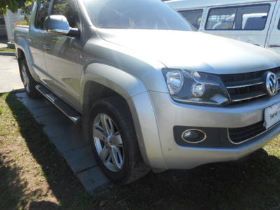 Volkswagen Amarok 2.0 S 4x2 TDi (Cab dupla) 2014}