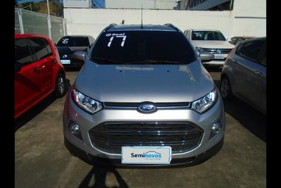 Ford Ecosport TITANIUM 2.0 AT (Flex) 2016 2017}