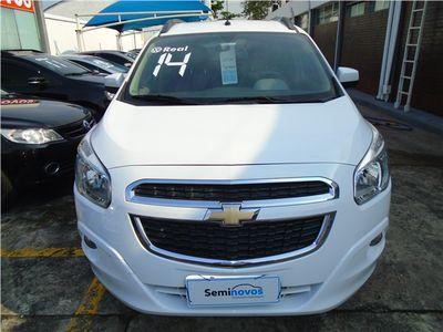 Chevrolet Spin Advantage 5S 1.8 (Flex) (Aut) 2014}