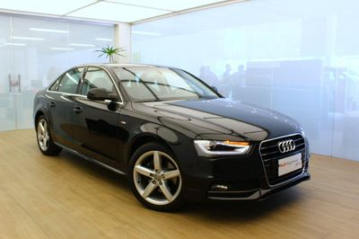 Audi A4 Attraction 1.8 TFSI Multitronic 2016}
