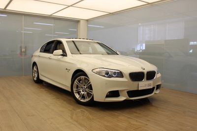 BMW Série 5 535i M Sport (Aut) 2014}