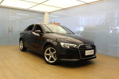 Audi A3 Sedan Ambiente 1.4 TFSI (Flex) 2018}