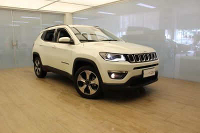 Jeep Compass 2.0 Longitude 2018}