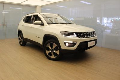 Jeep Compass 2.0 16V Longitude 4x4 2018}