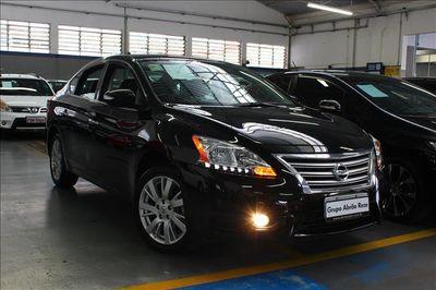 Nissan Sentra SL 2.0 16V CVT (flex) 2015}