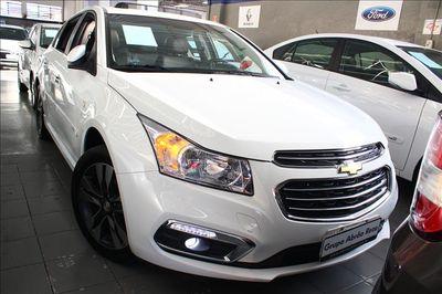 Chevrolet Cruze LTZ 1.8 16V Ecotec (Aut)(Flex) 2016}