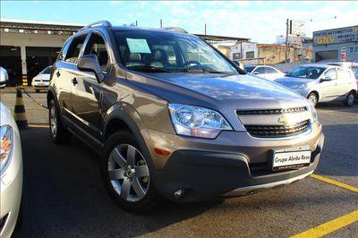 Chevrolet Captiva 2.4 16V (Aut) 2012}