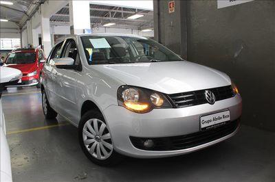 Volkswagen Polo . 1.6 8V (Flex) 2012}