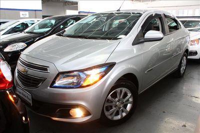 Chevrolet Prisma LTZ 1.4 2015}