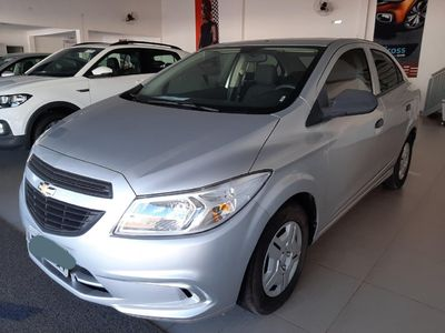 Chevrolet Prisma Joy 1.0 (Flex) 2018}