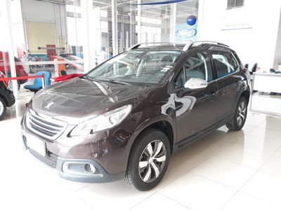 Peugeot 2008 Griffe 1.6 THP (Flex) 2016 2016}