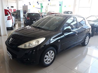 Peugeot 207 Hatch XR 1.4 8V (flex) 4p 2010}