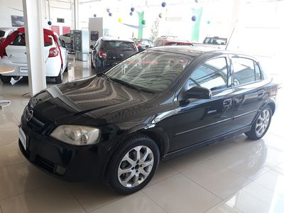 Chevrolet Astra Sedan Advantage 2.0 (Flex) 2011}