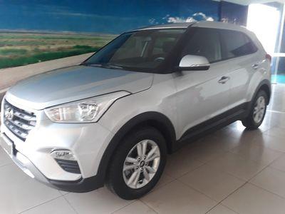Hyundai Creta Pulse 1.6 2018}