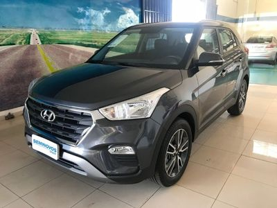 Hyundai Creta Pulse 1.6 (Aut) 2018}