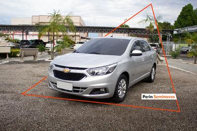 Chevrolet Cobalt Advantage 1.8 8V (Flex) (Aut) 2017}