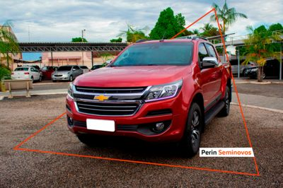 Chevrolet S10 LTZ 2.5 CD 4x4  2017}