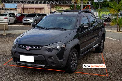 Fiat Strada Adventure 1.8 CD 2015}