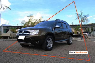 Renault Duster 1.6 Dynamique 4X2 16V 2015}