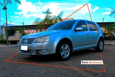 Volkswagen Golf 1.6 MI FLEX 4P MANUAL 2010}
