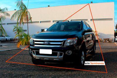 Ford Ranger Cabine Dupla Limited 2.5 Flex 2014}