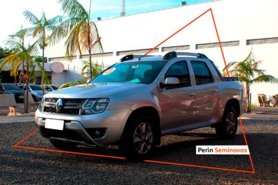 Renault Duster Oroch Dynamique 2.0 AT 2017}