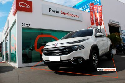 Fiat Toro Freedom 1.8 Opening Edition (Flex) (AT6) 2017}