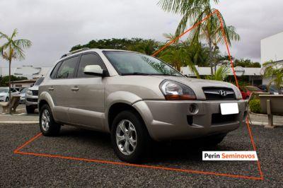 Hyundai Tucson GL 2.0 16V (aut.) 2009}