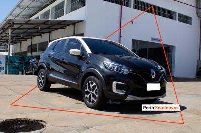 Renault Captur Intense 2.0 (Aut) 2018}
