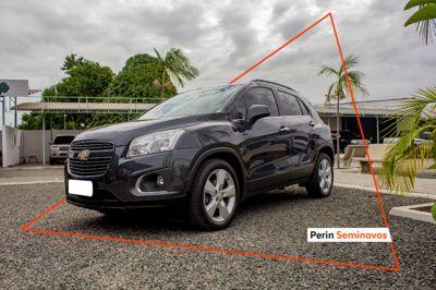 Chevrolet Tracker LTZ 1.8 16v Ecotec 2014}