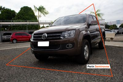 Volkswagen Amarok Highline 2.0 CD 4x4 (série Ultimate) (Aut) 2014}