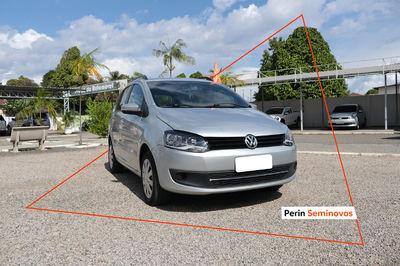 Volkswagen SpaceFox 1.6 MI Trend 2011}
