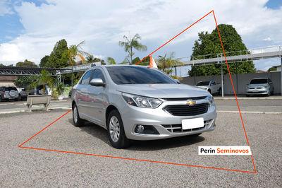 Chevrolet Cobalt Elite 1.8 (Aut) 2017}
