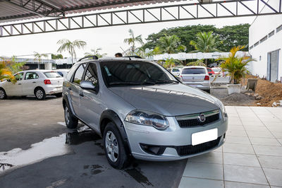 Fiat Palio Weekend TREKKING 1.6 16V FLEX 4P 2016 4P 2013}