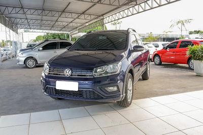 Volkswagen Saveiro Highline 1.6 CD 2018}