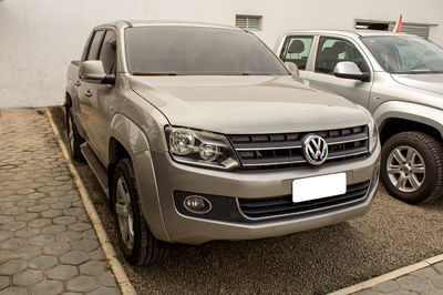 Volkswagen Amarok 2.0 TDi CD 4x4 Highline 2013}