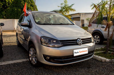 Volkswagen SpaceFox Sportline 1.6 MI 2011}