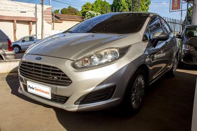 Ford New Fiesta Hatch S 1.5 (Flex) 2016 2015}
