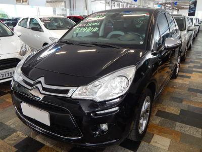 Citroën C3 Exclusive 1.6 16V (Flex) 2014}