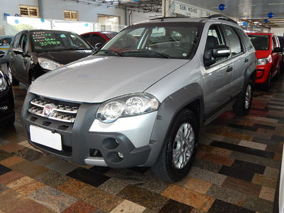 Fiat Palio Weekend Adventure Locker 1.8 8V (Flex) 2010}