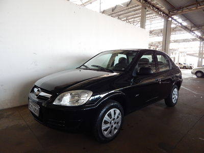 Chevrolet Prisma Joy 1.4 (Flex) 2009}